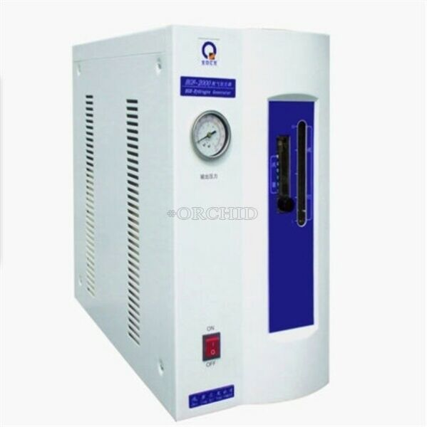 1PC High Purity Hydrogen Gas Generator H2 0-1000 ML 1L 220V 50Hz Brand New xq