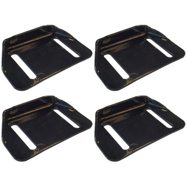 784 5580 Set of 4 Skid Shoe Replacements for MTD Snow Blower 784 5580 0637