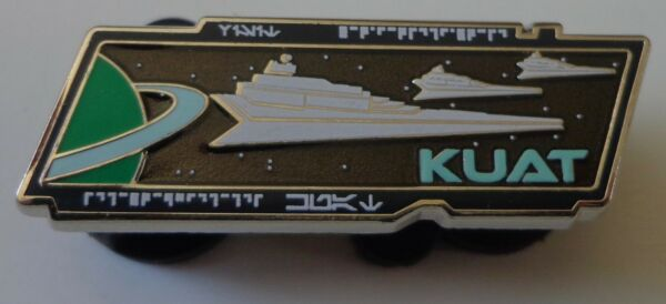 Disney WDI Star Tours Mystery Pin Collection Kuat LE 200 $58.45