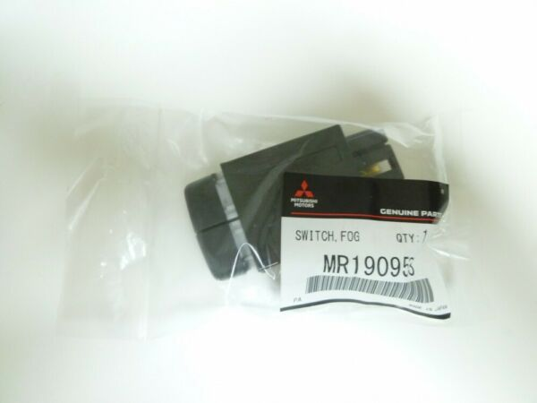 MITSUBISHI Genuine Fog Lamp Switch MR190953 FS
