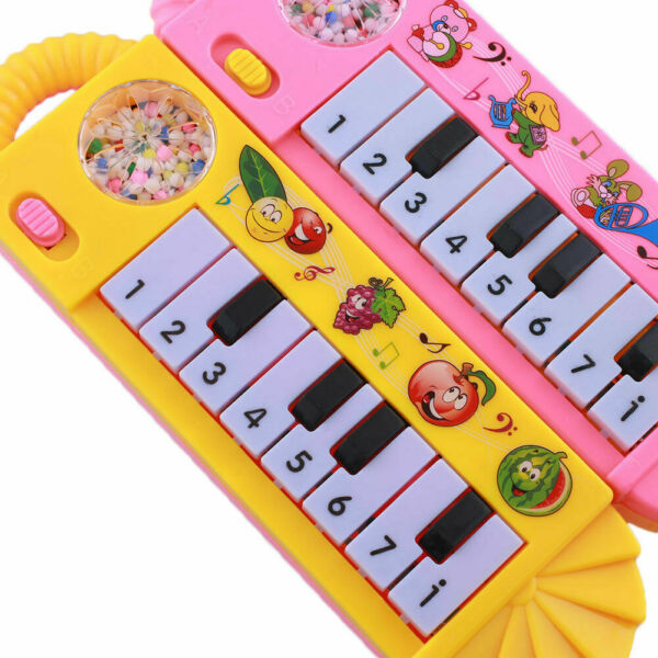 Baby Piano Musical Developmental Toy Toddler Kids Learning Toys Educational N2E0