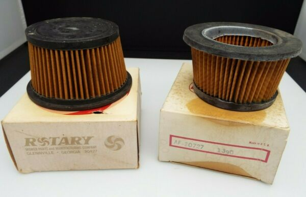 2 REPLACEMENT TECUMSEH AIR FILTER 30727 New Old Stock