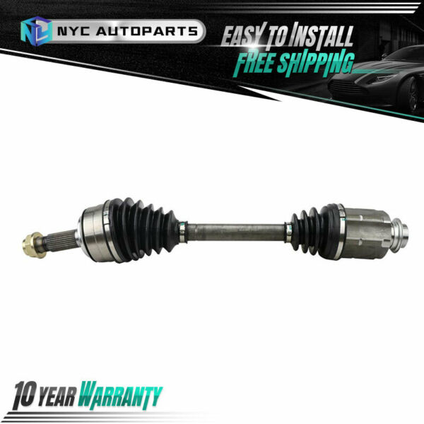 Front Right CV Axle Shaft for 2.4L 2008 2009 2010 2011-2014 Honda Accord w M.T.