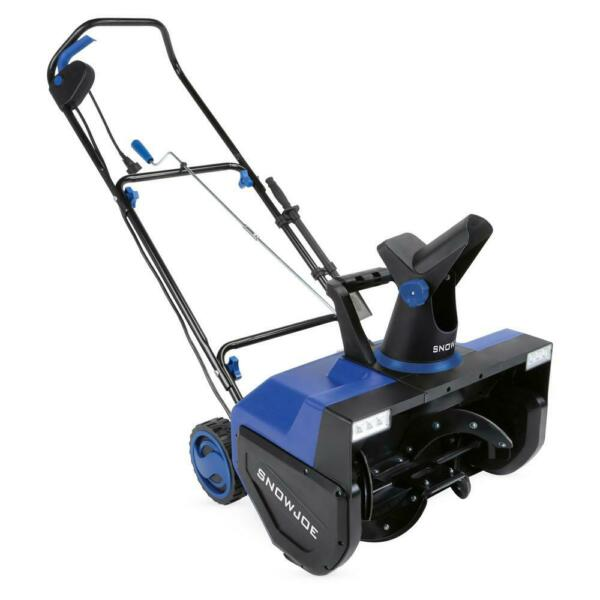 Snow Joe 22 in. 15 Amp Electric Snow Blower with Dual LED Lights (SJ627E)
