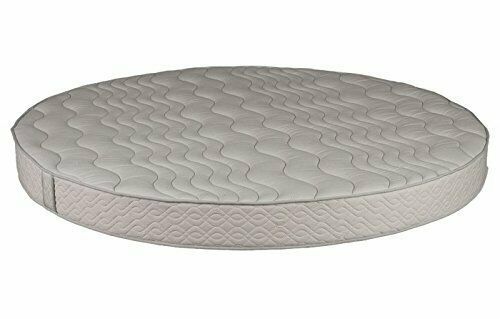 Round Foam Medium Density Mattress (86