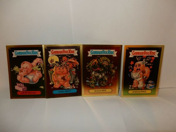 Garbage Pail Kid Cards