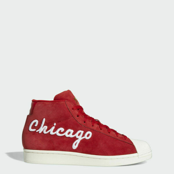 {FV4485} Adidas MEN'S ORIGINALS PRO MODEL CHICAGO *NEW*