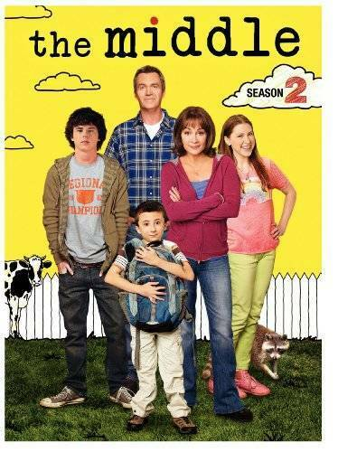 The Middle: Season 2 DVD By Patricia Heaton VERY GOOD $7.28