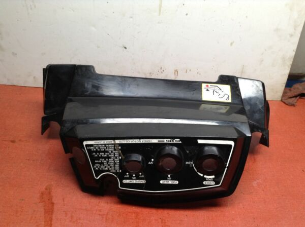 GENUINE HONDA HS 35 HS35 SNOW BLOWER CONTROL PANEL COVER