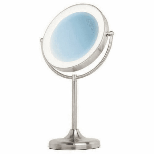NEW FEIT ELECTRIC RECHARGEABLE LED VANITY MIRROR