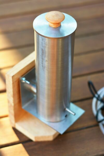 Cold Smoke Generator quot;Mark V1.1quot; For BBQ Smoker or Grill without Air pump