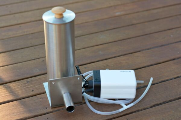 Cold Smoke Generator quot;Mark V1.1quot; For BBQ Smoker or Grill