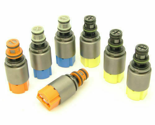 Auto Trans Solenoid Kit OE ZF New for Audi BMW Land Rover 6HP21 6HP28 1068298046