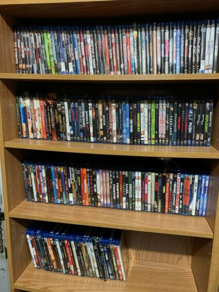 Blu-Ray Movies - Pick and Choose From a Huge Selection!  A - G  Flat Shipping!