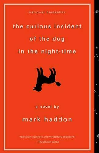The Curious Incident of the Dog in the Night Time Paperback GOOD $3.59