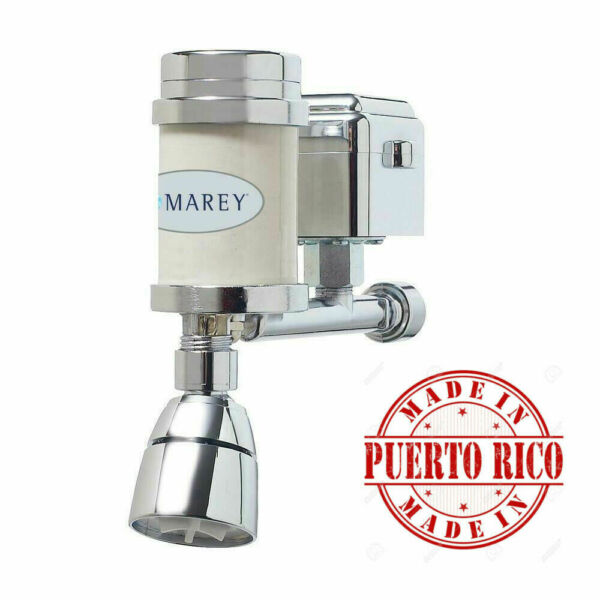 MAREY 110V 1.5 GPM Electric Mini Tankless Shower Water Heater Free Shipping