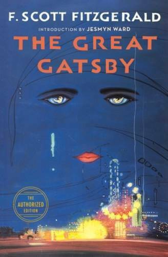 The Great Gatsby Paperback By Fitzgerald F. Scott GOOD