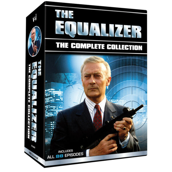 The Equalizer: Complete Collection DVD Region 1 US amp; Canada