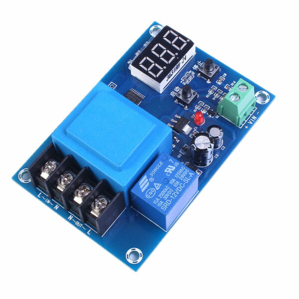 XH-M602 3.7-120V CHARGING CONTROL BOARDS CHARGER POWER SWITCH MODULES