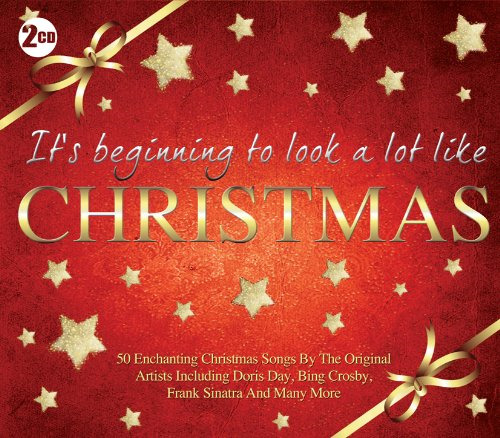 It's Beginning To Look A Lot Like Christmas - Various Artists (2012) audio CD