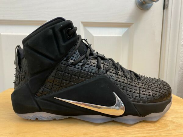 Nike Lebron 12 EXT Rubber City QS - Size 9