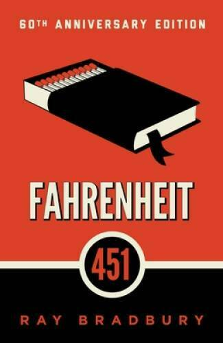 Fahrenheit 451 Paperback By Ray Bradbury GOOD