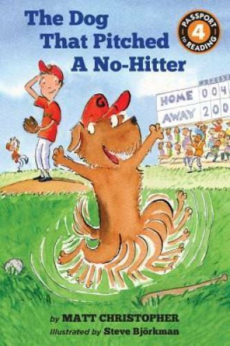 The Dog That Pitched a No Hitter Passport to Reading Level 3 GOOD $4.89