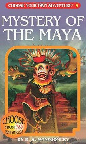Mystery of the Maya (Choose Your Own Adventure #5) - Paperback - GOOD