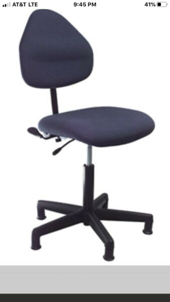 Posture Pleaser Elite 3000 Chair NEW In The Box with lumbarsupport READ AD