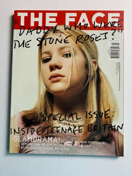 THE FACE Magazine March 2000 Kevin Spacey Liz Collins