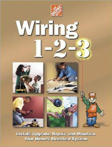 Wiring 1 2 3 Home Depot ... 1 2 3 Hardcover By Home Depot Books GOOD $3.86