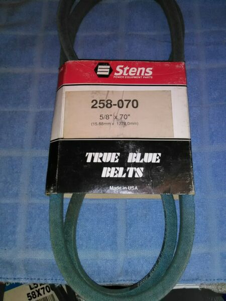 Stens # 258-070 - Good Replacement for TORO #54-2750 & Other Apps  (58 x 70)