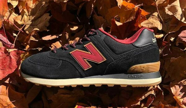 Mens NEW BALANCE 574 Outdoor PACK size 11.5 ML574OTD Classic Old School shoes