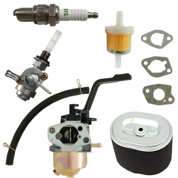 Repair Kit for MTD Craftsman Cub Cadet Gas Snow Blower Carburetor Petcock Filter