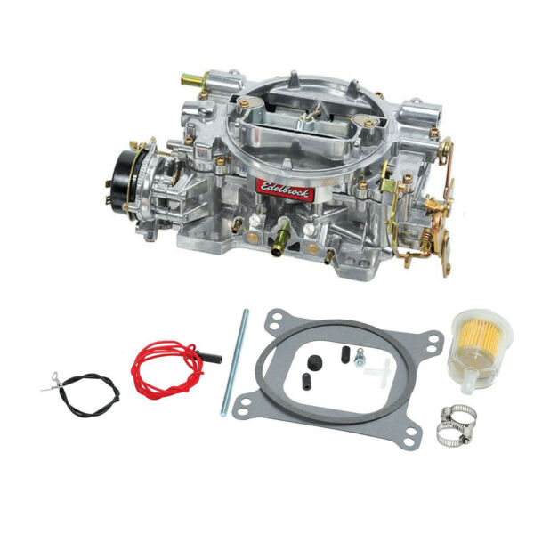 Edelbrock 1406 Performer 600 CFM 4 Barrel Carburetor Electric Choke $368.95