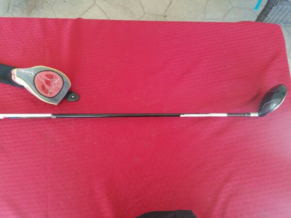 Taylormade Burner 3 Wood 15 degree RH TM Superfast Shaft