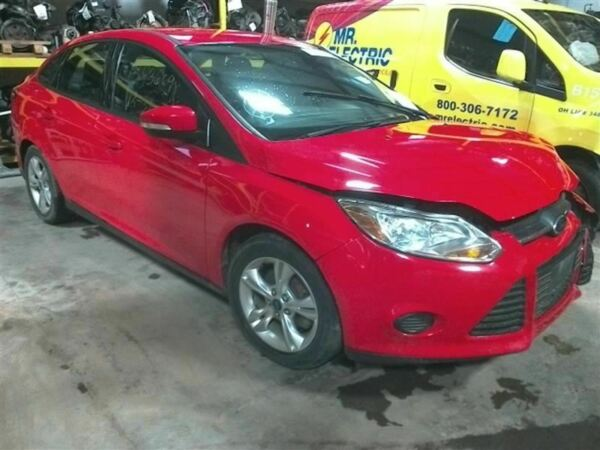 Anti-Lock Brake Part Assembly Fits 12-14 FOCUS 200309