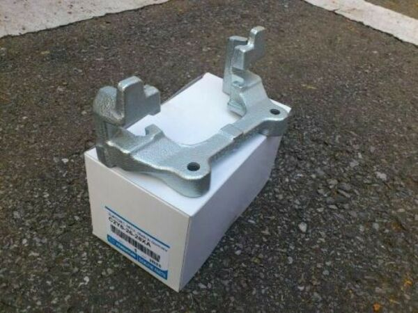 Mazda Genuine Mounting Support (caliper support) C2Y6-26-28XA x2 FS