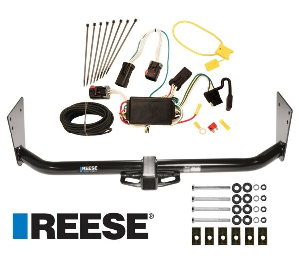 Reese Trailer Tow Hitch For 04 06 Dodge Durango w Wiring Harness Kit