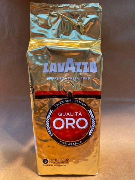 Lavazza Qualita Oro Coffee Beans 250 g