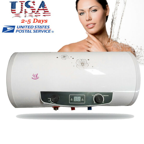 【USA UPS】110 220V Instant Hot Water Heater Electric Tank House Shower $198.00