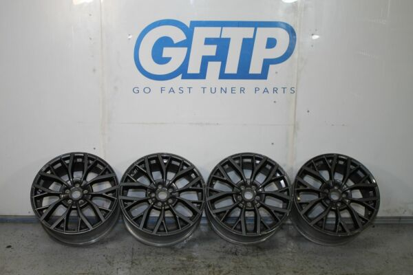 15-20 SUBARU WRX STI 5X114.3 19X8.5 +55 OEM WHEELS RIMS SET OF 4 NEED TPMS 16