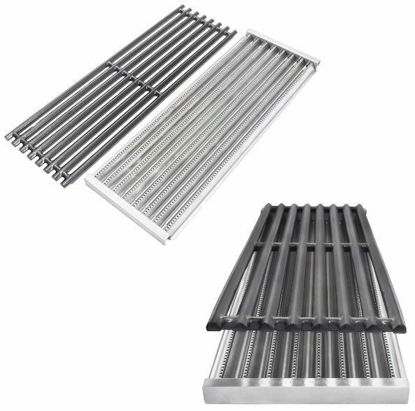 TRU Infrared Replacement Grate and Emitter for Char Broil 3297527R04 Gas Grill