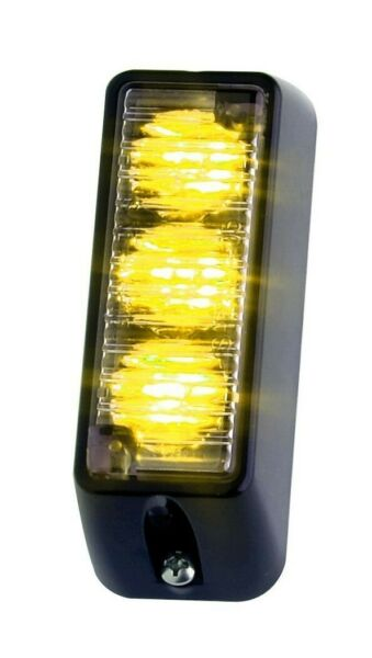 Whelen TIR3 AMBER LED Vertical  Brand New from Master Distributor with WARRANTY