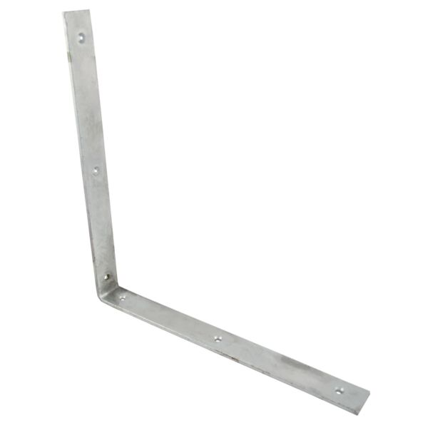 Carinya ANGLE BRACKET Heavy Duty GALVANISED *AUS Brand-300x300 Or 380x380 x40mm