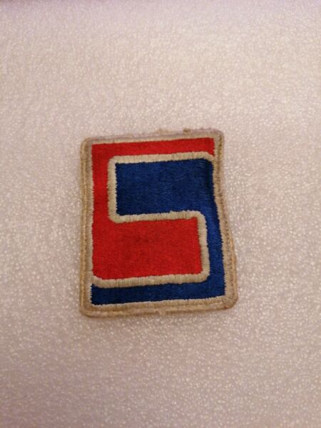 Patch armée us 69th INFANTRY DIVISION ww2 original