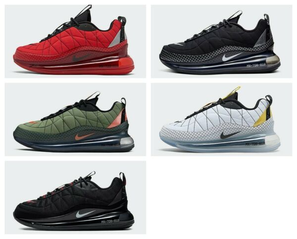 Nike Air Max 720 MX Multiple Colors US Mens Sizes 6-15 Running Shoes $145.99