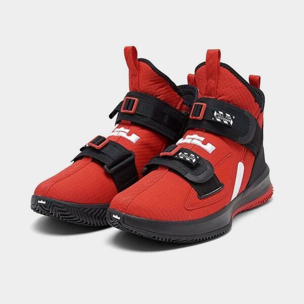 Nike LeBron Soldier XIII SFG 13 University Red AR4225-600 Basketball Sneakers 10