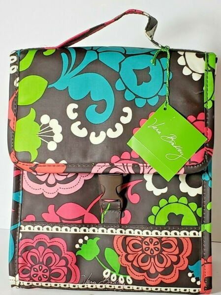 Vera Bradley Lola Insulated Lunch Sack 13051-145 New With Tags  MSRP $34