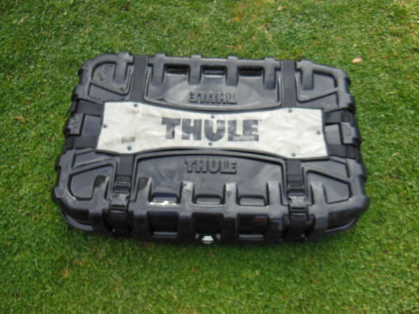 THULE Round Trip Sports Travel Case with Rollers Straps and Handle 4#x27;x2#x27;6quot; $265.00